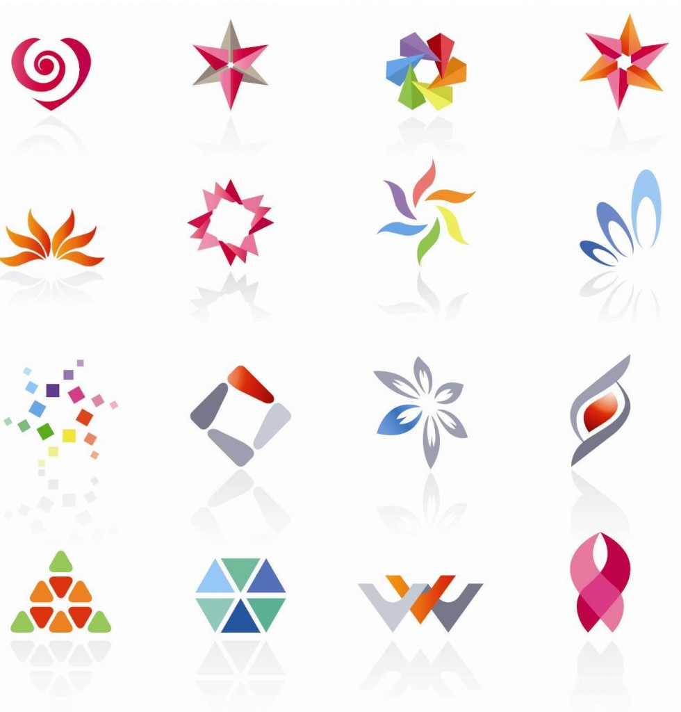 120 Logotipos creativos en vectores – DobleClic Estudio de ...