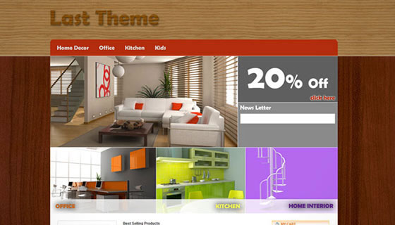 instantShift - Latest High-Quality Free Magento Themes