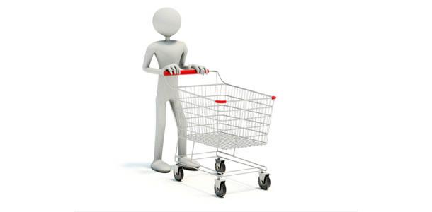 Carrito de compra tienda online