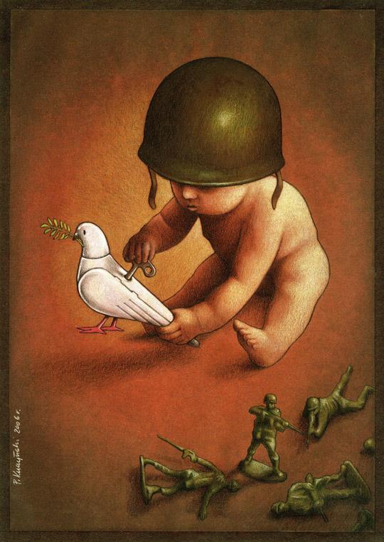 Ilustrador Paul Kuczynski