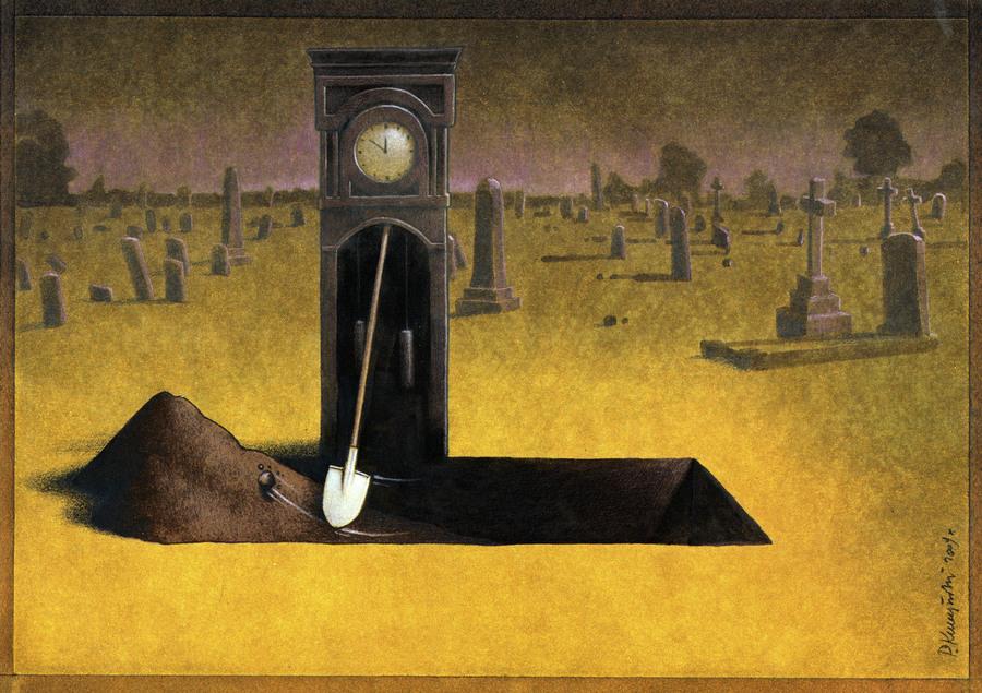 Ilustración Paul Kuczynski