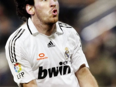 Lionel Messi Ficha por el Real Madrid