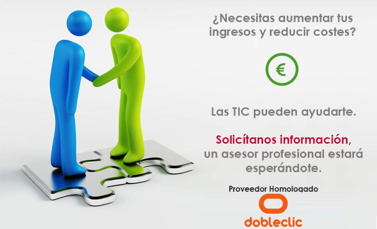 Proveedor Oficial Ayudas subvencion Tic Cámaras