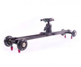 Dolly Slider con Rótula DobleClic
