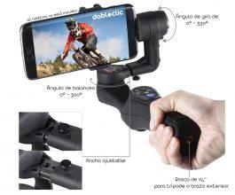 Estabilizador de vídeo para móviles DobleClic