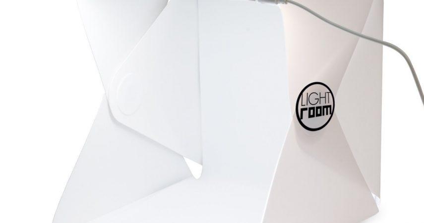 Caja de Luz Light Room - Estudio fotográfico portable y de fácil Montaje